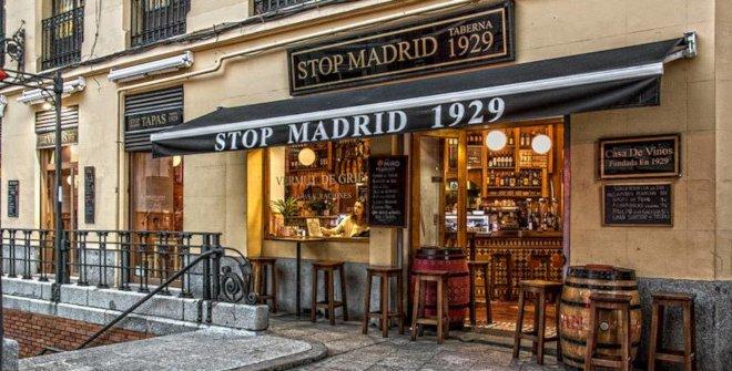 Stop Madrid | Turismo Madrid