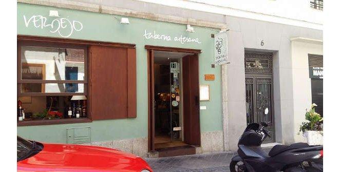 Taberna Artesana Verdejo