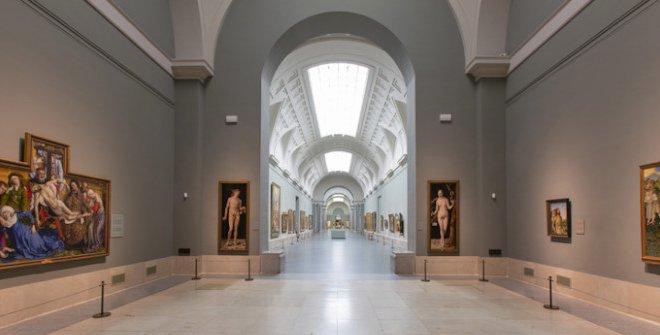 Sala 24 del Museo Nacional del Prado