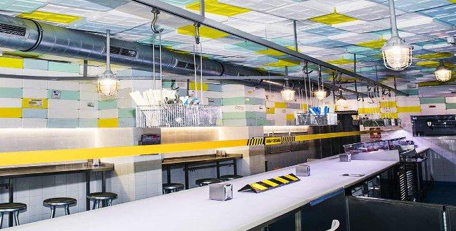 Ponzano, la calle gastronómica de moda en Madrid - Sala de Despiece