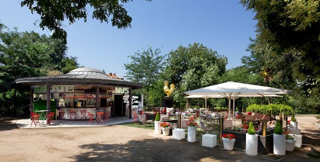 Terrazas al aire libre - Terraza Atenas