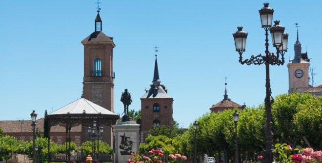 Excursi n alcal de henares - Casas regionales alcala de henares ...