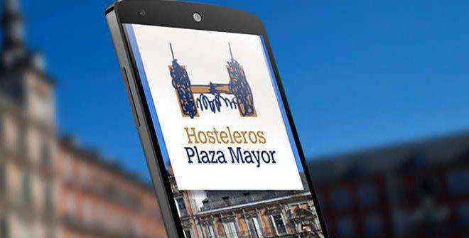 App Hosteleros Plaza Mayor
