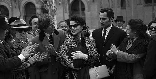 Arde Madrid. Ava Gardner, a las puertas de Las Ventas