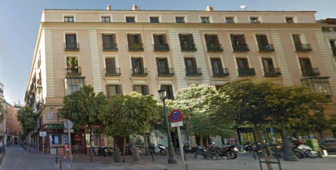Casa de los Santa Cruz, de Fotunata y Jacinta, en calle Pontejos