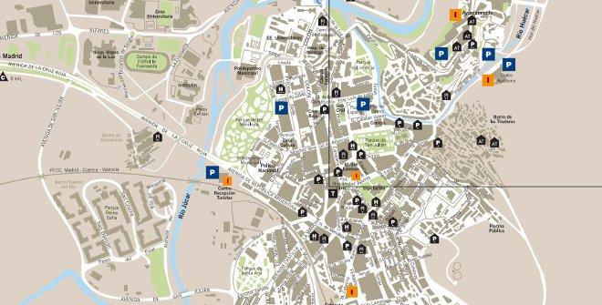 Plano Turístico Cuenca