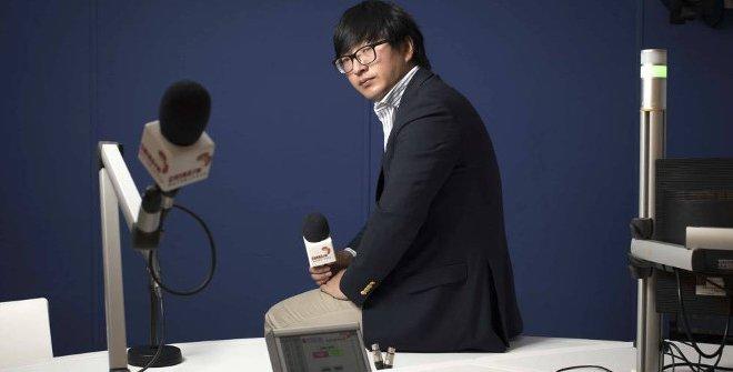 Dawe Ding, China FM. Foto:  INMA FLORES