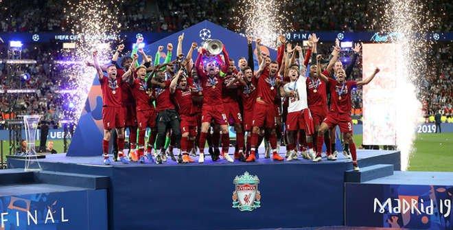 Final UEFA Champions League: Tottenham - Liverpool. Estadio Metropolitano del Atlético de Madrid. 1 de junio de 2019