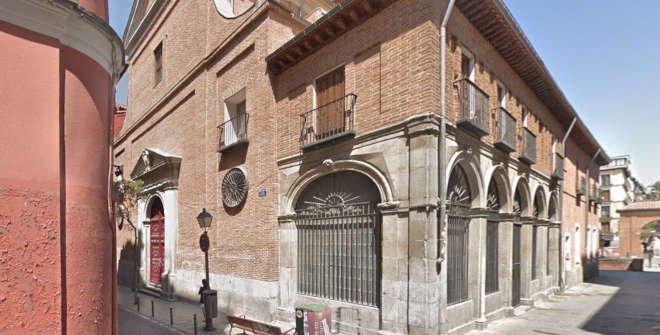 Iglesia de Nuestra Señora de las Maravillas