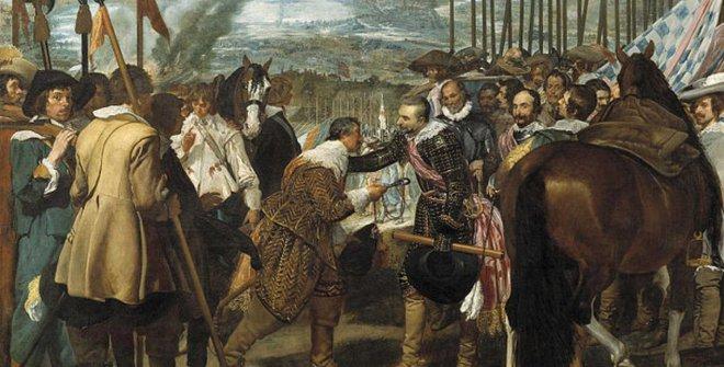 Diego Velázquez - La rendición de Breda o Las lanzas
