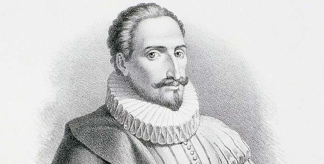 Memoria de Madrid: Buscando a Miguel de Cervantes