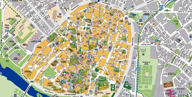 Plano Turístico Salamanca (PDF)