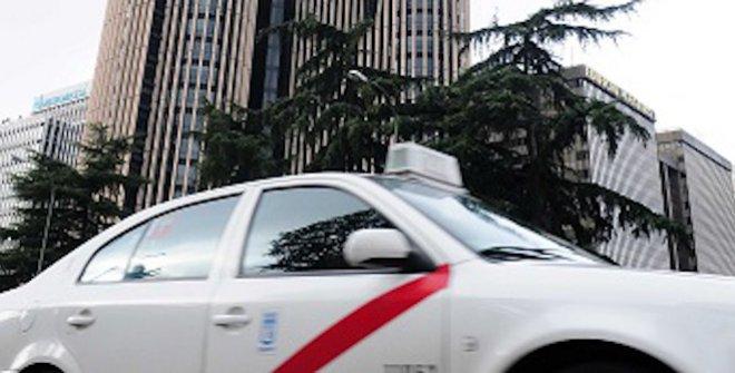 Campaña Taxi en Madrid