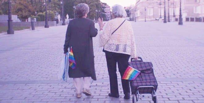 Vídeo conmemorativo 40 años Orgullo LGTBI en Madrid