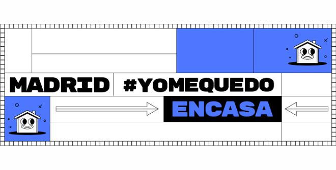 #Yomequedoencasa. Sé responsable