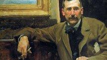 Retrato de Benito Pérez Galdós. © Joaquín Sorolla, 1894. Casa-Museo Pérez Galdós, Las Palmas de Gran Canaria.
