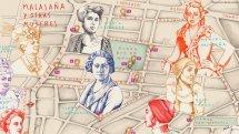 Mapa ilustrado Malasaña y otras mujeres (PDF)