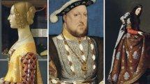 Giovanna Tornabuoni, 1489.1490. Domenico Ghirlandaio. Enrique VIII, c. 1437. Hans Holbein el Joven. Santa Casilda, 1630-1635. Francisco de Zurbarán. © Museo Thyssen-Bornemisza, Madrid