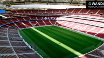 Estadio Wanda Metropolitano. Club Atlético de Madrid