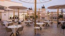 Terraza del Restaurante Paco Roncero