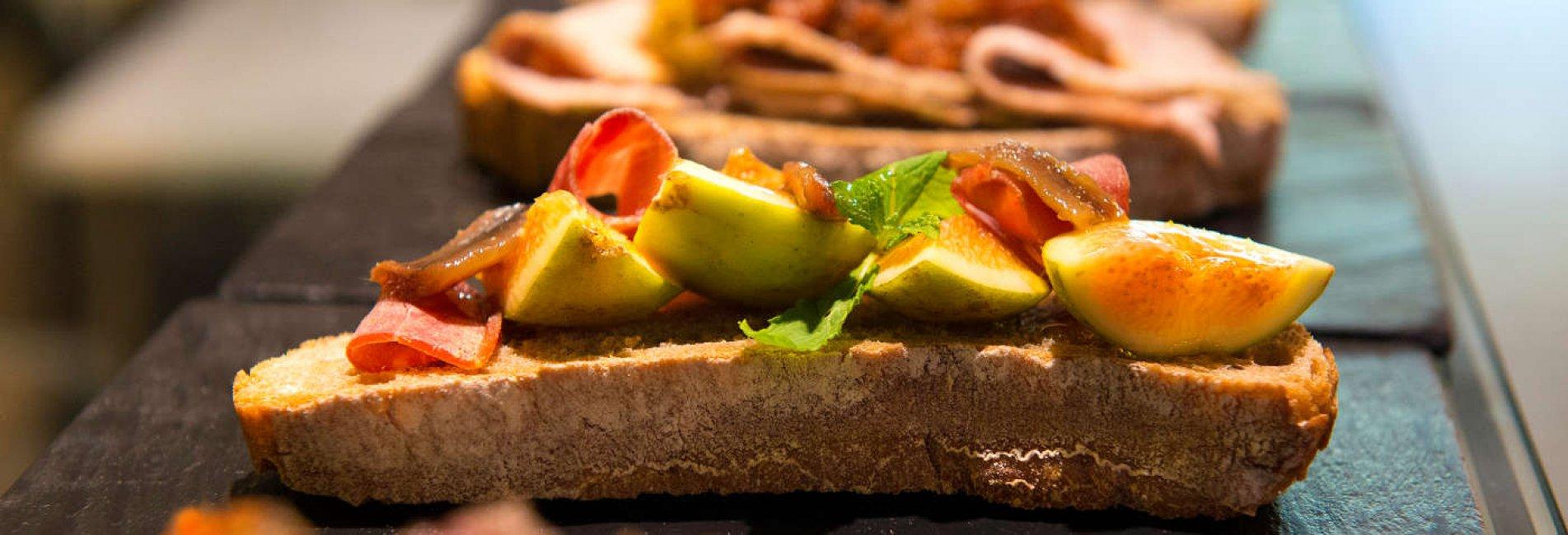 Comer y beber: Mercado de San Ildefonso