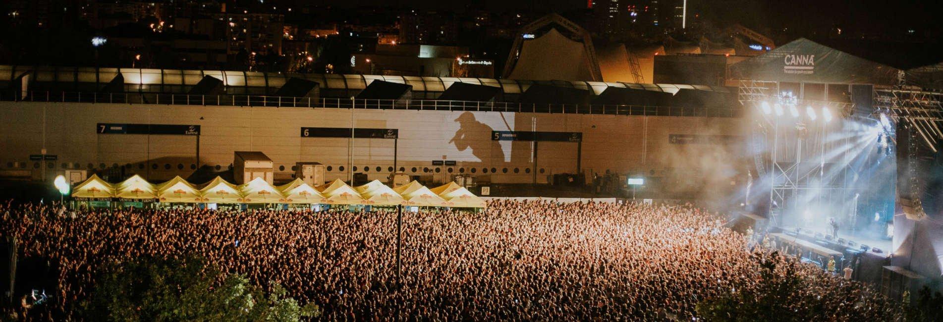 Festival Madrid Salvaje 2019 en Ifema - Feria de Madrid