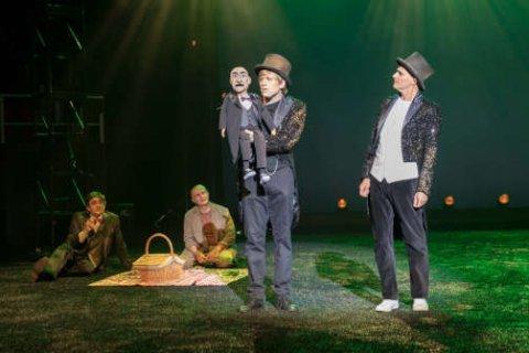 Mil novecientos setenta sombreros. Teatro Circo Price