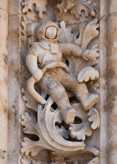 Catedral Nueva - astronauta