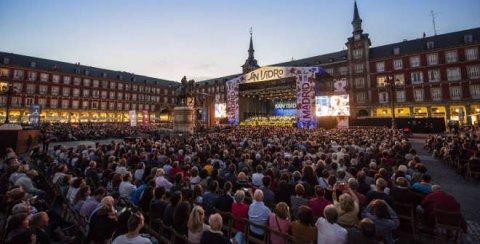 Conciertos de San Isidro en la Plaza Mayor 2019