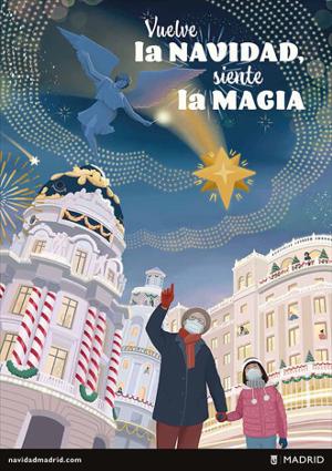 Campaña Navidad Madrid 2020