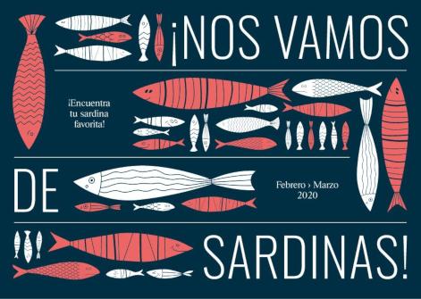 Sardinas de Carnaval