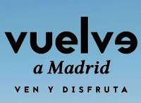 Logo Vuelve a Madrid
