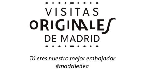 Programa de Visitas originales de Madrid. Marzo-abril 2021