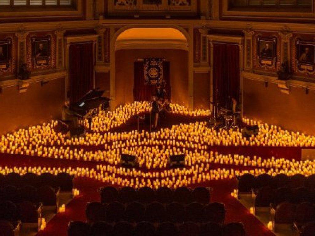 Candlelight Halloween Jazz