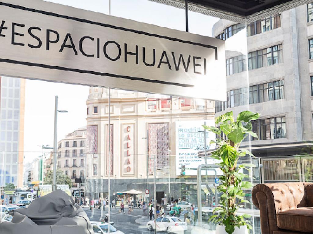 Espacio Huawei