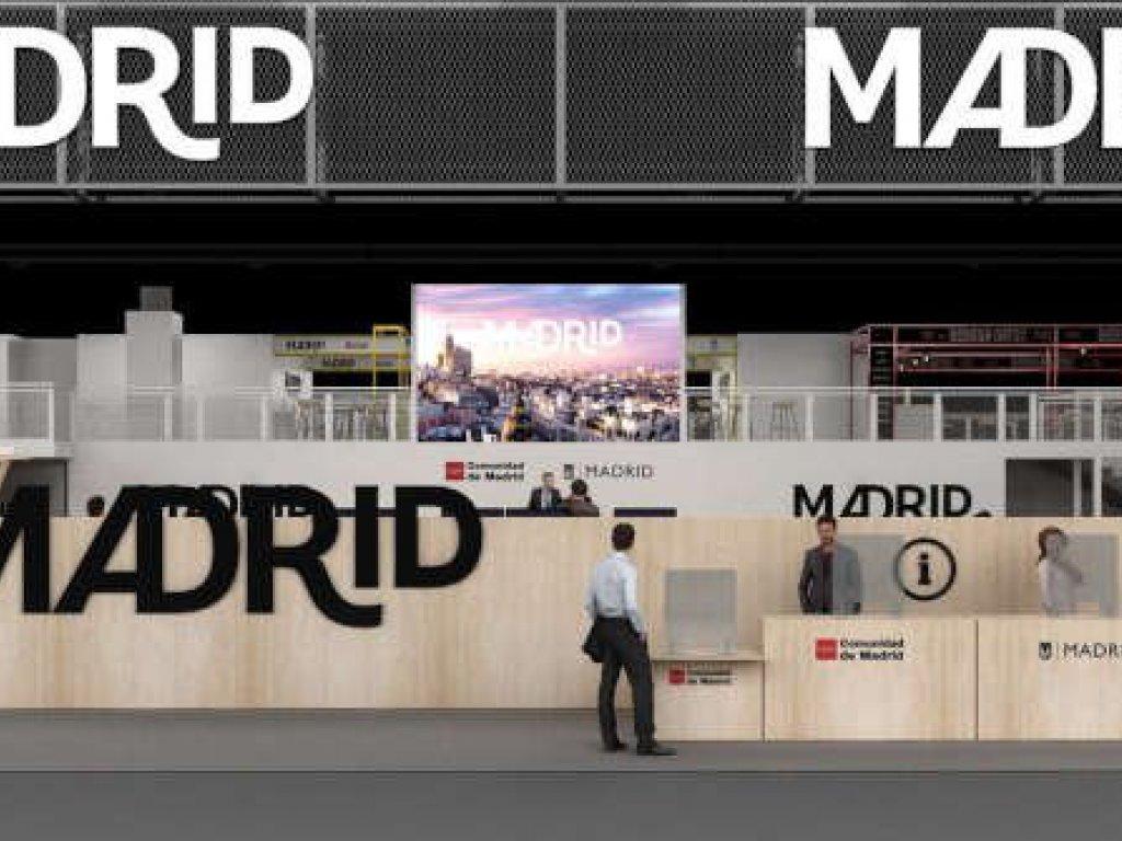 Estand Fitur Madrid 2021