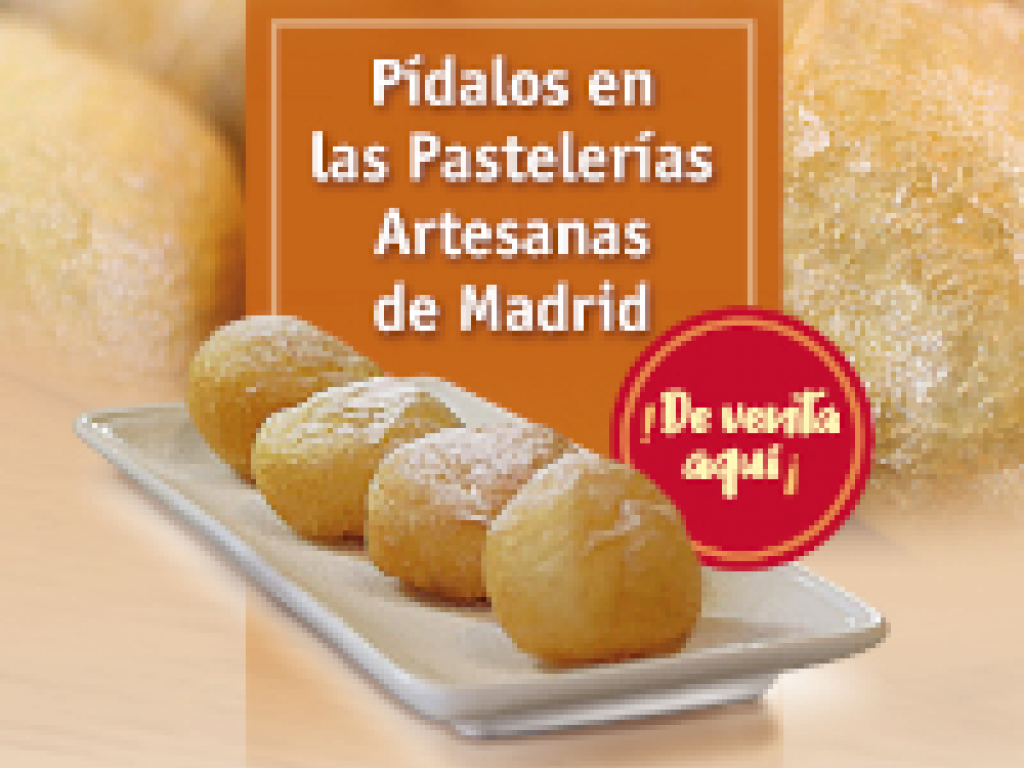 Asempas. Pastelerías artesanas de Madrid