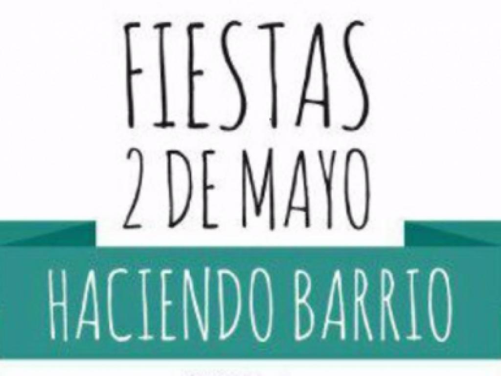 Fiestas Populares del Dos de Mayo de 2021 del barrio de Malasaña/Conde Duque del 30 de abril al 2 de mayo (organizada porLa Plataforma Maravillas)