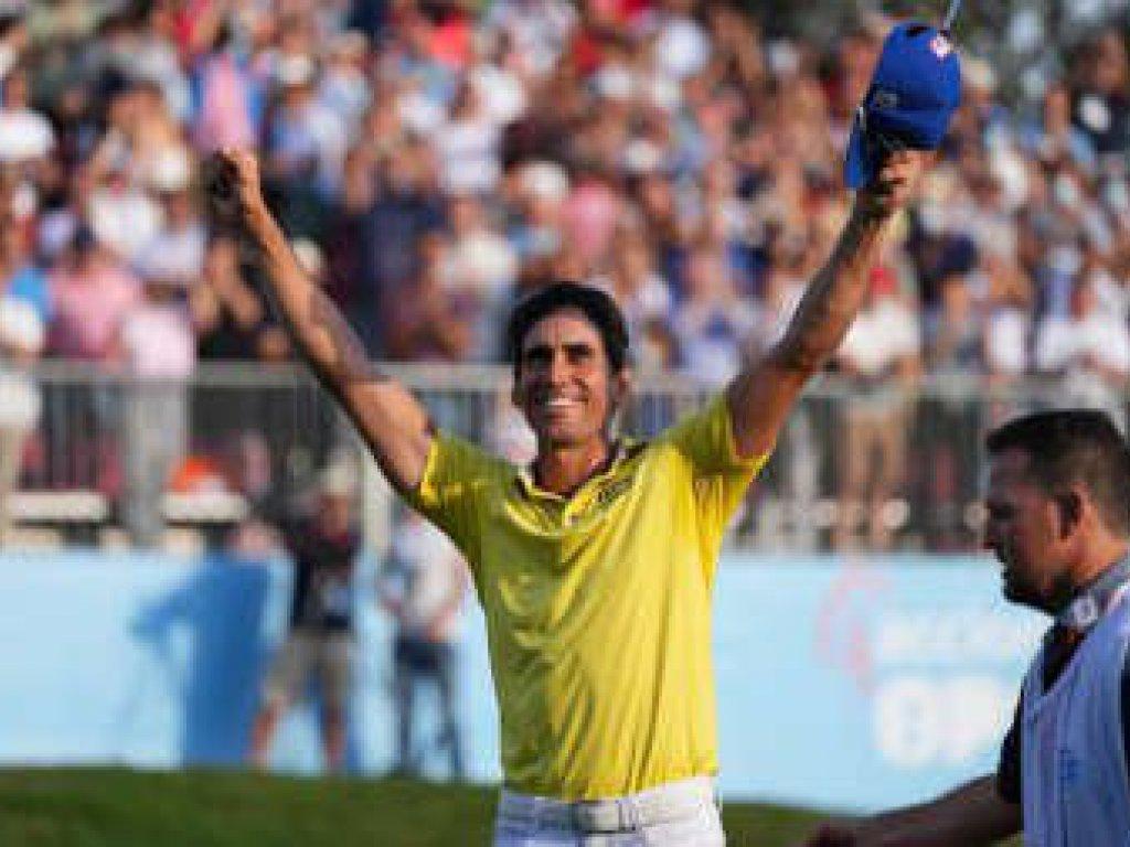 Rafael Cabrera Bello (ESP), ganador Acciona Open de España de Golf 2021