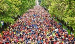 Maratón de Madrid 2015. Salida