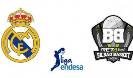 Real Madrid - RETAbet Bilbao Basket
