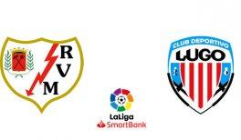 Rayo Vallecano - CD Lugo (LaLiga SmartBank)