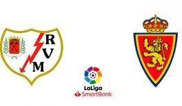 Rayo Vallecano - Real Zaragoza (LaLiga SmartBank)