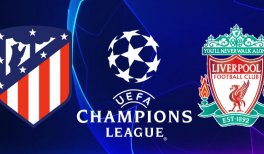 Atlético de Madrid - Liverpool FC (UEFA Champions League)