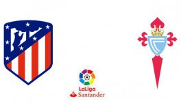 Atlético de Madrid - RC Celta de Vigo  (Liga Santander)