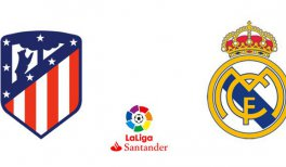 Atlético de Madrid - Real Madrid (Liga Santander)