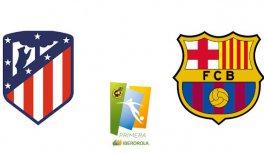 Atlético de Madrid Femenino - FC Barcelona (Liga Iberdrola)