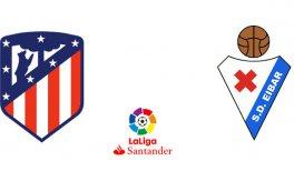 Atlético de Madrid - SD Eibar (Liga Santander)