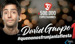 David Guapo - #quenonosfrunjanlafiesta