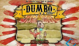 Dumbo y a volar